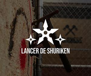 Lancer de Shuriken